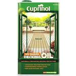 Cuprinol UV Guard Decking Oil Brown 2.5L