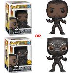 Toys Funko Pop! Marvels Black Panther - Black Panther