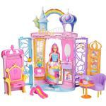 Play Set price comparison Mattel Barbie Dreamtopia Portable Castle Dollhouse