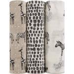 Baby Blankets Aden + Anais Sahara Motif Swaddle Set 3-pack