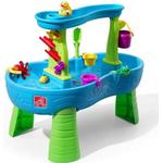 Outdoor Toys Step2 Rain Showers Splash Pond Water Table