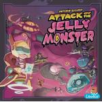 Childrens Board Games - Area Control Libellud Attack of the Jelly Monster
