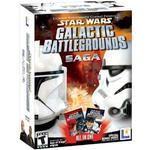 1-8 PC Games Star Wars : Galactic Battlegrounds Saga