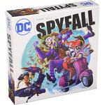 Party Games Cryptozoic DC Spyfall