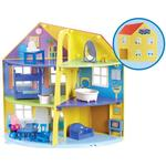 Peppa Pig - Play Set Character Peppa Pig Peppa's Family Home