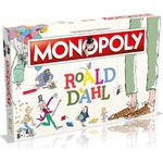 Roll-and-Move Board Games Monopoly: Roald Dahl Edition
