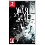 Horror Nintendo Switch Games This War of Mine: Complete Edition