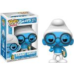 The Smurfs Toys Funko Pop! Animation the Smurfs Brainy Smurf