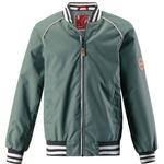 Baseball Jacket Children's Clothing Reima Aarre Jacket - Soft Green (521535-8830)