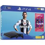 1TB Game Consoles Deals Sony PlayStation 4 Slim 1TB - FIFA 19