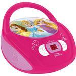 Plasti - Musical Instruments Lexibook Disney Princess Radio & CD Player