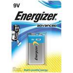 9V (6LR61) - Camera Batteries Energizer Advanced 9V