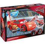 Construction Kit - Disney Revell Disney Pixar Cars 3 Junior Kit Lightning McQueen