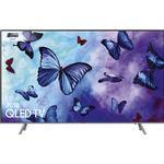 Silver TVs price comparison Samsung QE65Q6FN