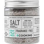 Toiletries Ecooking Natural Danish Salt 200g