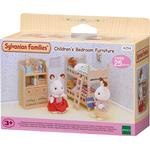 Doll-house Furniture - Fabric Sylvanian Families Children's Bedroom Furniture