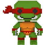 Turtles - Figurines Funko Pop! 8-Bit Teenage Mutant Ninja Turtles Raphael