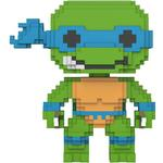 Ninjas - Figurines Funko Pop! 8-Bit Teenage Mutant Ninja Turtles Leonardo