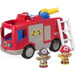 Fire fighter - Toy Vehicles Fisher Price Little People Helping Others Fire Truck