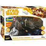 Construction Kit - Disney Revell Build & Play Imperial Patrol Speeder 06768