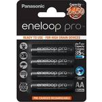AA (LR6) - Camera Batteries Panasonic Eneloop Pro AA Compatible 4-pack