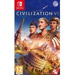 Simulation Nintendo Switch Games Sid Meier's Civilization VI