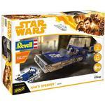 Construction Kit - Disney Revell Build & Play Han's Speeder 06769