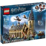 Lego - Plasti Lego Harry Potter Hogwarts Great Hall 75954