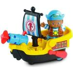 Toy Boat on sale Vtech Toot Toot Friends Kingdom Captain Bob & His Raft