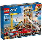 Fire fighter - Lego City Lego City Downtown Fire Brigade 60216