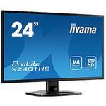 "Monitors price comparison Iiyama ProLite X2481HS-B1 23.6"""