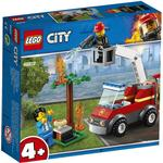 Cheap Lego City Lego City Barbecue Burn Out 60212