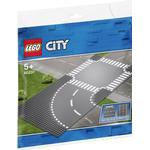 Cheap Lego City Lego City Curve & Crossroad 60237