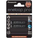 Rechargeable Standard Batteries on sale Panasonic Eneloop Pro AAA 2-pack