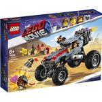 Plasti - Lego The Movie Lego Movie Emmet & Lucy's Escape Buggy 70829