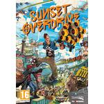 Third-Person Shooter (TPS) PC Games Sunset Overdrive