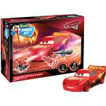 Construction Kit - Disney Revell Junior Kit Disney Pixar Cars Lightning McQueen Crazy 8 Race 00864