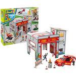 Construction Kit - Fire fighter Revell Junior Kit Play Set Fire Station 00850
