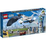 Police - Building Games Lego City Sky Police Air Base 60210
