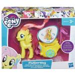 Figurine price comparison Hasbro My Little Pony Fluttershy Royal Spin Along Chariot