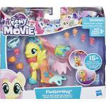 Figurine price comparison Hasbro My Little Pony the Movie Fluttershy Land & Sea Fashion Style E0990