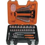 Head Socket Wrenches Bahco S400 Set 40-parts
