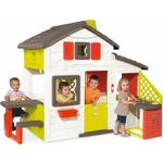 Playhouse - Plasti Smoby Friends House Playhouse + Kitchen
