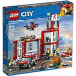 Lego - Plasti Lego City Fire Station 60215
