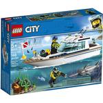 Lego vehicles Toys Lego City Diving Yacht 60221