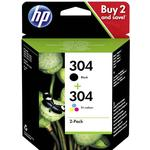 Ink and Toners price comparison HP (3JB05AE) Original Ink Black, Multicolour