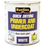 Wood Paint price comparison Rustins Quick Dry Primer & Undercoat Wood Paint White 0.25L