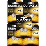 Watch Batteries price comparison Duracell CR2032 Compatible 10-pack