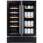 Wine Cooler Hoover HWCB 60D UK Black