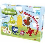Childrens Board Games - Animals Kärnan Babblarna Kom Hem Spelet